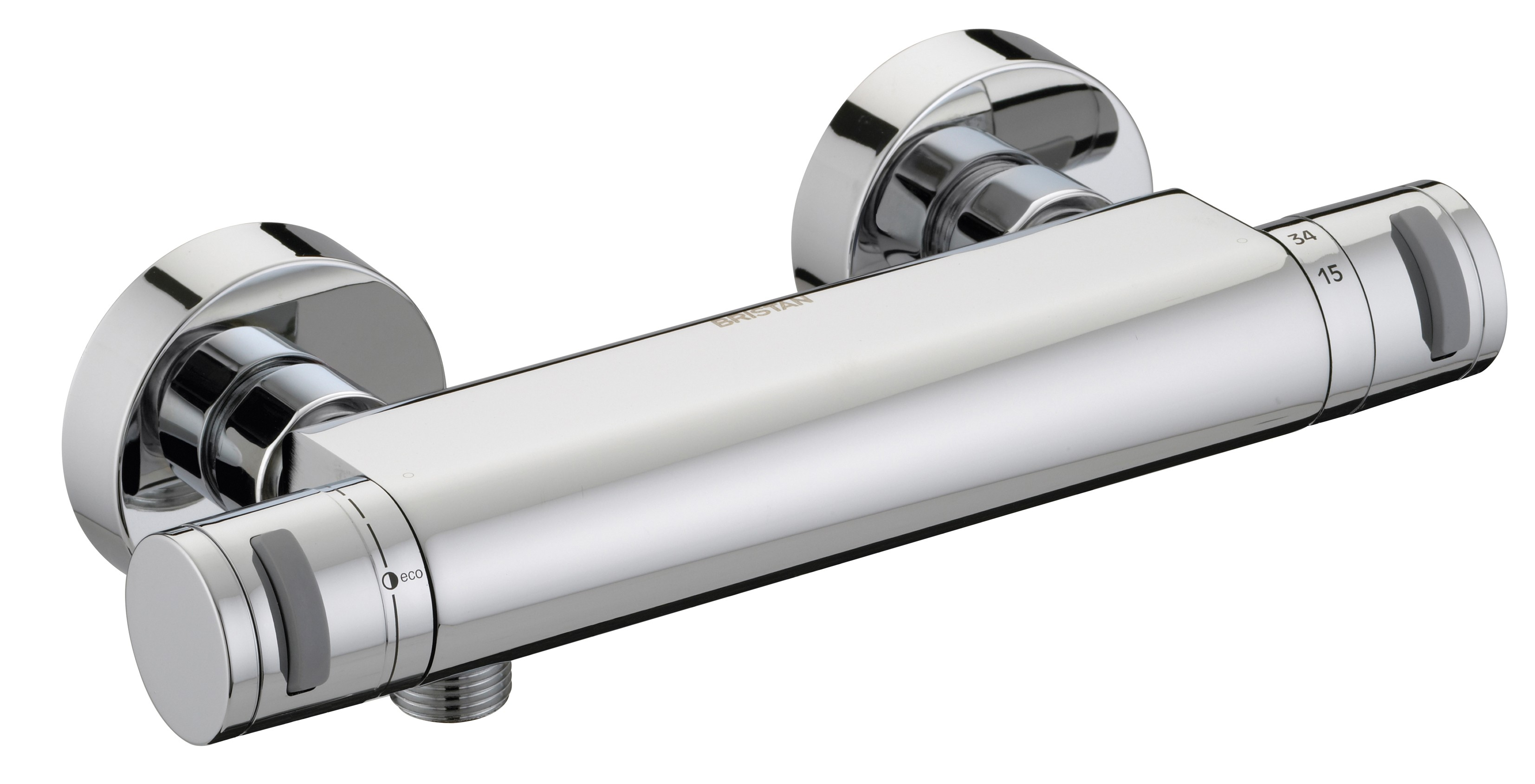 Artisan Thermostatic Bar Shower Valve