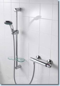 SF 902-T Thermostatic Bar Shower