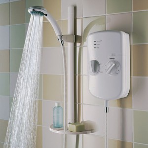 New Team 10.4Kw Electric Shower