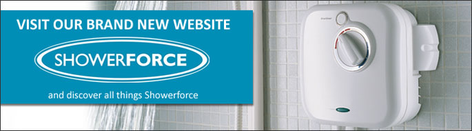 New Showerforce Website