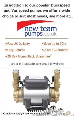 Newteam Pumps Website